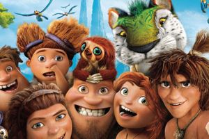 Les Croods 2013