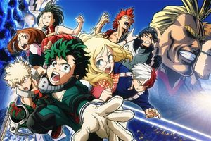 My Hero Academia : Two Heroes film complet