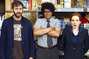 The IT Crowd film complet