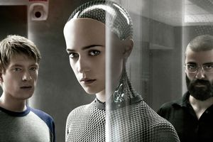 Ex Machina film complet