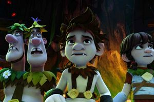 Troll: The Tale of a Tail film complet