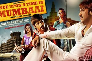 Once Upon a Time in Mumbaai film complet