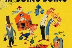 Gerald McBoing-Boing film complet