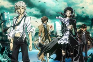 Bungo Stray Dogs: Dead Apple film complet