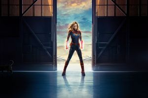 Captain Marvel film complet