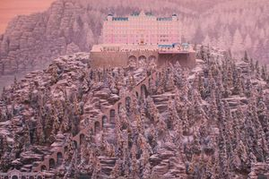 The Grand Budapest Hotel film complet