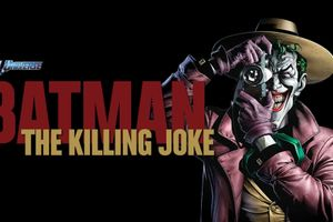Batman: The Killing Joke film complet