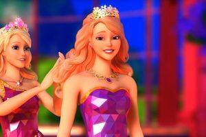 Barbie apprentie Princesse film complet