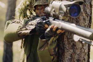 The History Channel - Sniper - Inside the Crosshairs film complet