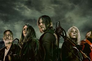 The Walking Dead film complet