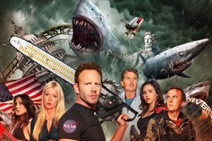 Sharknado 3 : Oh Hell No! film complet