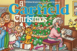 A Garfield Christmas Special film complet