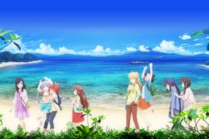 Non Non Biyori : Vacation film complet
