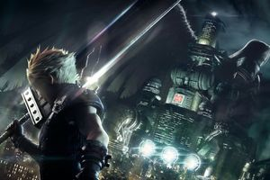 Final Fantasy VII : Advent Children film complet