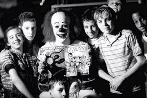 Pennywise: The Story of IT.