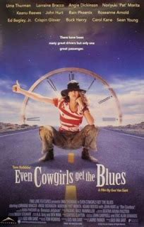 Even Cowgirls Get the Blues streaming vf