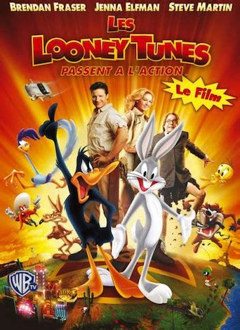Les Looney Tunes passent à l'action streaming vf