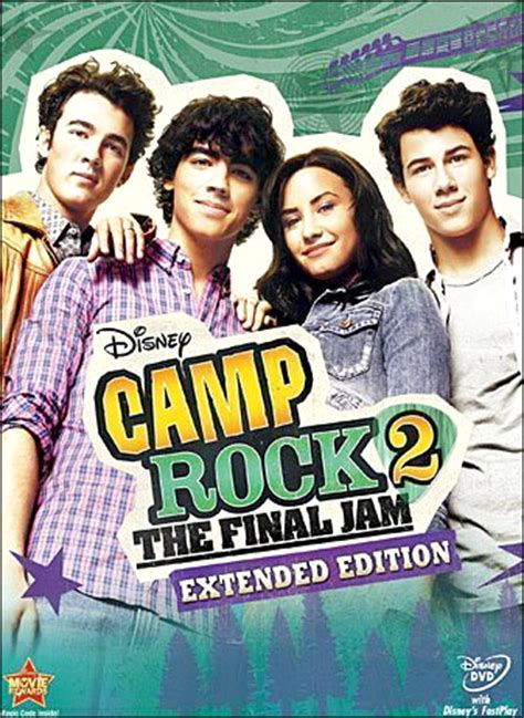 Camp rock 2 - Le face à face 2010 streaming vf