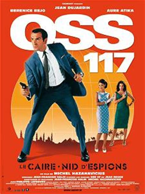 OSS 117, Le Caire nid d'espions streaming vf