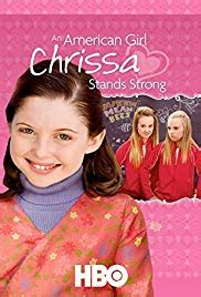 Chrissa Stands Strong streaming vf