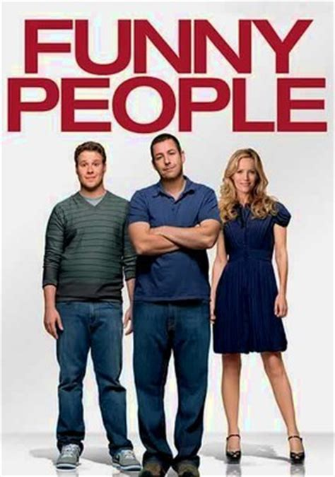 Funny People 2009 streaming vf