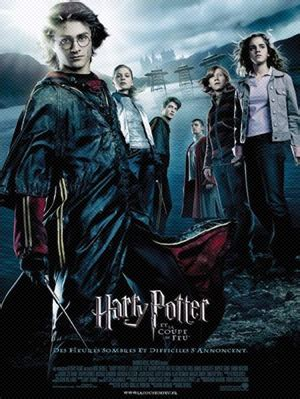Harry Potter et la Coupe de feu 2005 streaming vf
