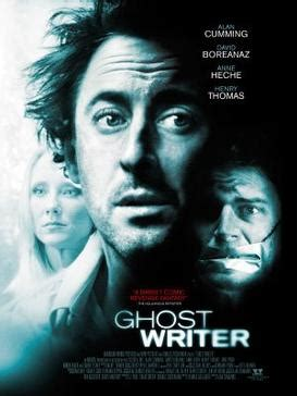 The Ghost-Writer streaming vf