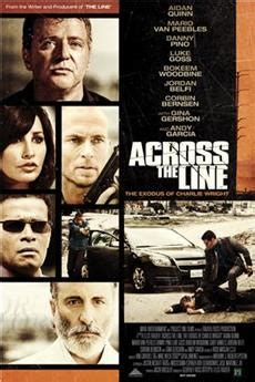 Across the Line : The Exodus of Charlie Wright streaming vf