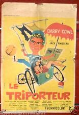Le triporteur streaming vf