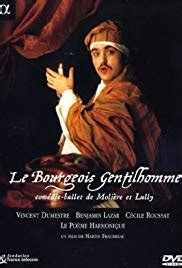 Le Bourgeois Gentilhomme streaming vf