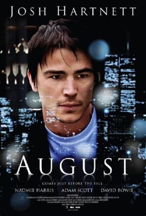 August (2008) streaming vf