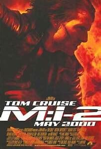 Mission : Impossible II 2000 streaming vf