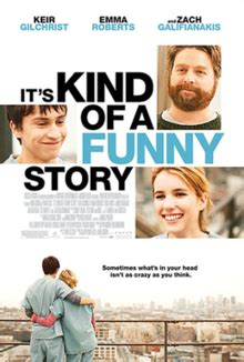 It ' s Kind of a Funny Story streaming vf