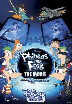 Phineas and Ferb : Across the Second Dimension streaming vf
