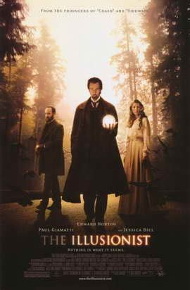 L'Illusionniste (2006) streaming vf