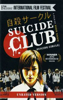 Suicide club 2001 streaming vf