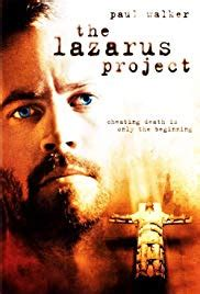 The Lazarus Project streaming vf
