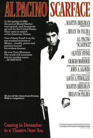 Scarface (1983) streaming vf