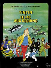Tintin et le lac aux requins streaming vf