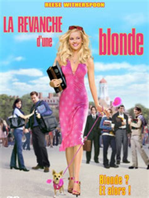 Une blonde d'enfer streaming vf
