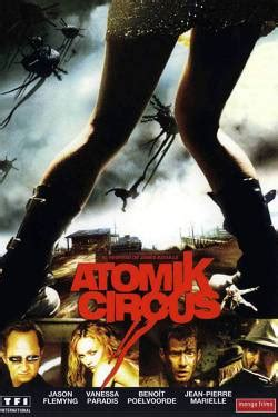 Atomik Circus, le retour de James Bataille streaming vf