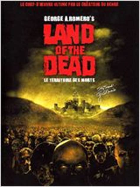 Land Of The Dead - Le Territoire Des Morts streaming vf