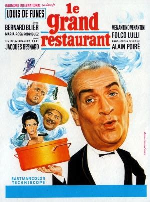 Le Grand restaurant (1966) streaming vf