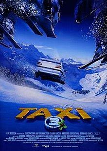Taxi 3 2003 streaming vf