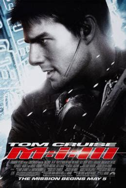 Mission : Impossible III streaming vf