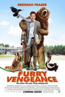 Furry Vengeance 2010 streaming vf