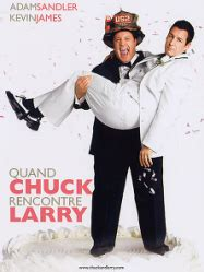 Quand Chuck rencontre Larry streaming vf
