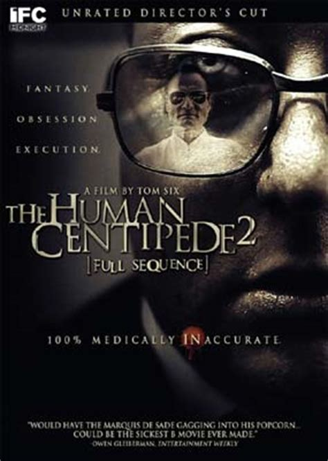 The Human Centipede (First Sequence) streaming vf
