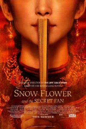 Snow Flower and the Secret Fan streaming vf