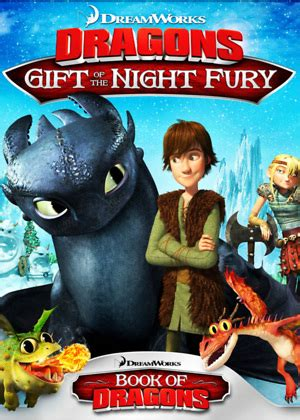 Dragons: Gift of the Night Fury streaming vf